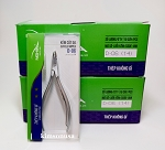 20 Pcs D06-14 Nghia Stainless Steel Cuticle Nipper, Single Spring (Free Shipping).