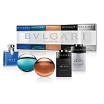 Bvlgari The Men's Gift Collection 5 Piece Mini Gift Set