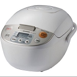 ZO MICOM RICE COOKER/WARER NLAAC10CA (Made in Japan)