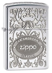 Crown Stamps Zippo Lighter