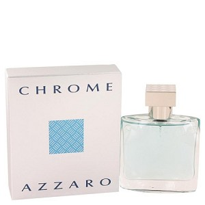 Azzaro  CHROME by Eau de Toilette Spray, 1.7 oz
