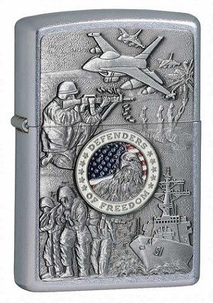 Zippo Military Lighters